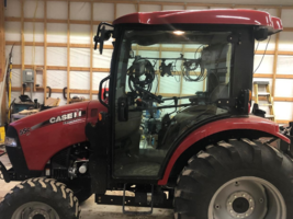 2017 CASE IH FARMALL 55C CVT For Sale In New Florence, Missouri 63363 image 2