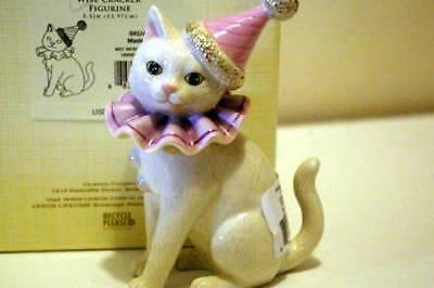 Lenox 2012 Wisecracker Kitten Figurine NIB