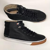 UGG Mens Hoyt Sz 10.5 UK 9.5 EU 44 Fashion Sneaker Black S/N 1017309 - $76.74