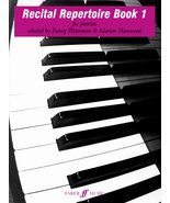 Recital Repertoire, Bk 1 (Faber Edition: The Waterman / Harewood Piano S... - $9.79