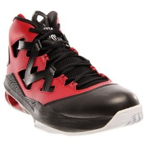 Nike Men's Jordan Melo M9 Basketball Shoe Gym Red/White-Black 9.5 US 43 EUR - $116.53