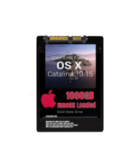 macOS Mac OS X 10.15 Catalina Preloaded on 1000GB Solid State Drive - $199.99