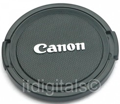 Front Lens Cap For Canon Powershot SX20 IS SX20IS SX20-IS Camera Snap-on  - $8.72