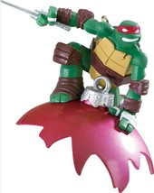 "Carlton Cards 3.75"" Teenage Mutant Ninja Turtles Raphael Christmas Ornament - $16.53"