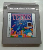 Vintage Tetris for Nintendo Game Boy AUTHENTIC/TESTED/WORKS Made in Japa... - $9.89
