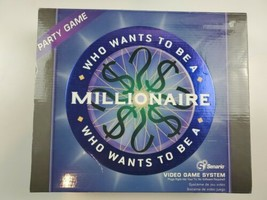 Who Wants To Be A Millionaire Video Game System 2005Party Game New Open box - $11.31