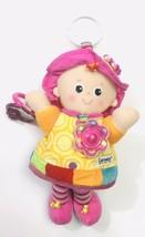 """Lamaze 12"""" Plush Hanging Doll Crinkle Rattle Toy - $12.86"""