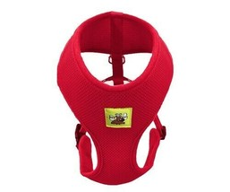 Dog Harness No Pull and Adjustable Breathable Dog Collar Red for all siz... - $8.63+