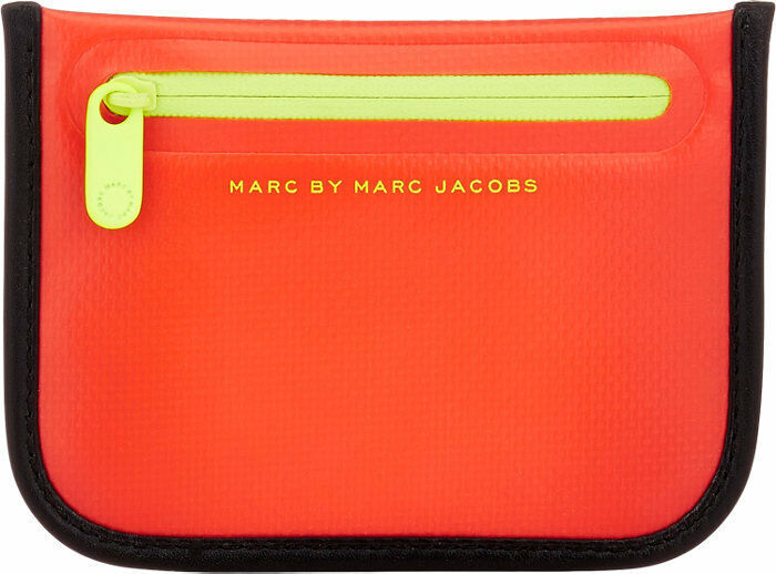 Primary image for Marc Jacobs Coin Bag Luna Tarp NEW