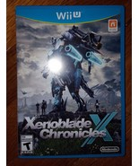 Xenoblade Chronicles X Nintendo Wii U 2015 - $64.99
