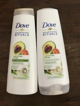 Dove Nourishing Rituals Shampoo and Conditioner with Avocado and Calendula Extra - $14.85
