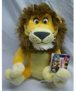 "Kohl's Santat Reynolds ""Carnivores"" CUTE SOFT LION 9"" Plush STUFFED ANIM... - $16.34"