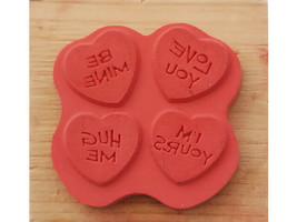 Craftsmart Sweetheart Rubber Stamp #125530 image 2