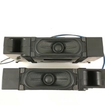 LG 43UJ6300 Set of Speakers EAB64028307 EAB64028308 6Ω10W MAX14W VBK7704... - $14.84