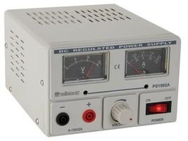 Velleman PS1502AU 0-15V, 2A Bench Supply   ( PS1502AU ) - $68.21