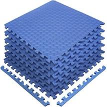 Sivan Health and Fitness Puzzle Exercise Mat EVA Foam Interlocking Tiles... - $29.89