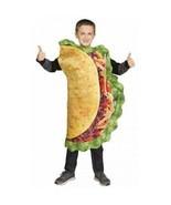 Kids Taco 1 Pc Tunic Halloween Costume-size OS - £14.34 GBP