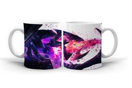 Cho'Gath Coffee Mug 11oz. Ceramic Tea Cup Gaming Color Changing Gamer Gift n213 - $12.20+