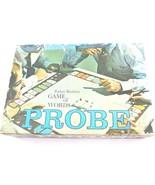 Parker Brothers Probe Board Game of Words 1964 Complete Vintage - $26.83