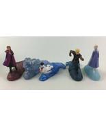 Frozen 2 Toys Kristoff Olaf Elsa Ice Horse Figures 5pc Lot Disney McDona... - $14.80