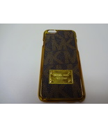 Michael Kors MK Logo Cell Phone Case Cover Shell iphone 6 - $6.99
