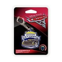 Disney Pixar Cars 3 Jackson Storm Keychain - $5.41