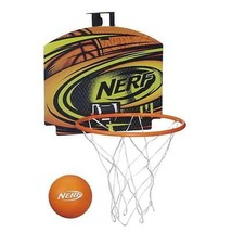 Brand New Nerf Sports Nerfoop Set Toy, Orange Complete Basketball System - $24.74