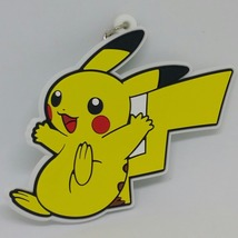 Pokemon Pikachu Rubber strap keychain - $5.21