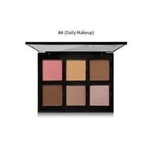 6 Colors/Set Non-Fade Waterproof Diamond Eye Makeup Powder Eyeshadow Blu... - $12.99