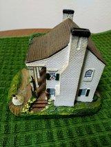 Hawthorne Gone With The Wind Tara-Scarlett's Pride House Figurine Plantation  image 4