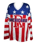 Donald Trump #45 Rochester Americans Retro Hockey Jersey New Any Size - $54.99+