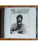 Eric Clapton ( Crossroads Disc 2 ) CD - $3.98