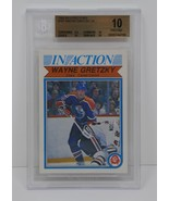 1982-03 O-Pee-Chee #107 Wayne Gretzky IA Oilers Beckett 10 PRISTINE - $23,749.99