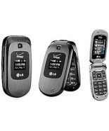 LG Revere 2 VN150S Silver (Verizon) or Prepaid (Page Plus) Cellular Flip... - $39.99
