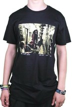 KR3W Mens Black Subway Rebel Dread Don Letts NYC 1978 Premium Photo T-Shirt NWT
