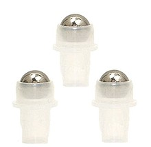 12 Grand Parfums Stainless Steel Metal Balls for Roll on Bottles 12 Unit... - £8.36 GBP