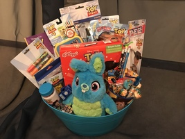 Toy Story 4 Gift Basket  - $60.00