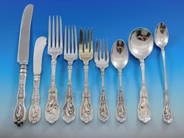 Mythologique by Gorham Sterling Silver Flatware Set for 8 Service 74 pcs... - $8,900.00