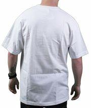 Metal Mulisha White Sharp Shooter Gun Riffle Sexy Armed Girl T-Shirt Small NWT image 3