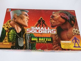 SMALL SOLDIERS BIG BATTLE BOARD GAME  Rare - $17.75
