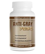 Anti-Gray Hair 7050 60 Capsules Per Bottle (500 Bottles) - $2,950.00
