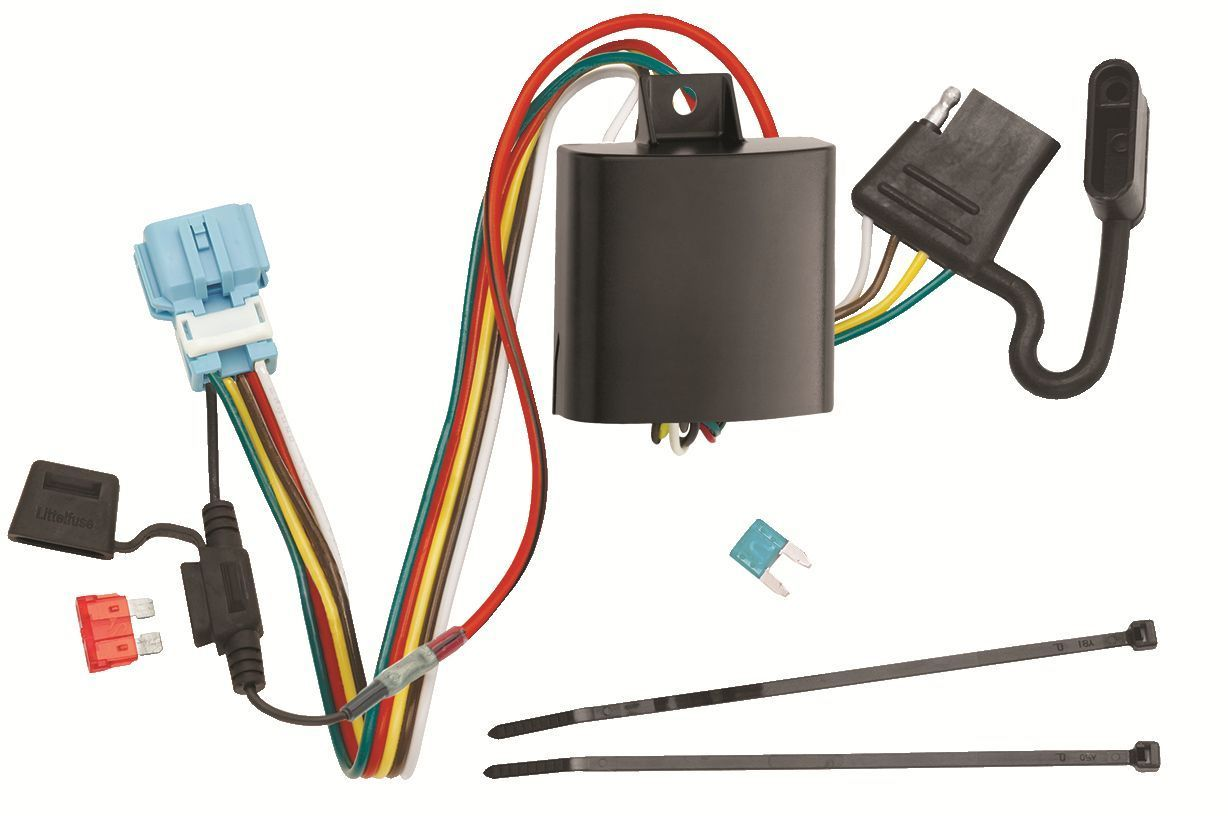 trailer wiring harness for 07-12 acura rdx 10-11 accord ... 2012 honda crosstour trailer wiring harness 2012 ford escape trailer wiring harness