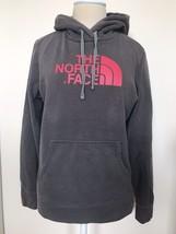 The North Face Womens Sz S Sweatshirt Hoodie Gray - $16.42