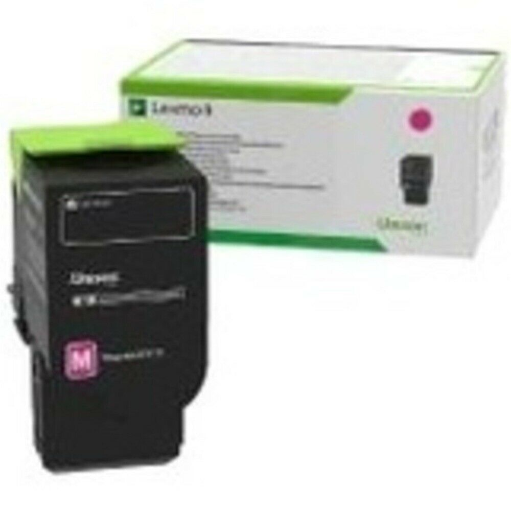 Primary image for Lexmark Unison Toner Cartridge - Magenta - Laser - Ultra High Yield - 7000 Pages