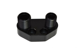 A-Team Performance Air Conditioning AC Fitting Kit Manifold SD7 Compressor Black image 2
