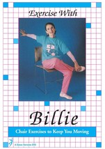 Exercise with Billie: Chair Exercises to Keep You Moving - $26.09