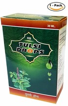 Alexvyan Tulsi Ark Drops Ayurvedic Oral Supplement 30 Ml- Immunity Boost... - $14.15
