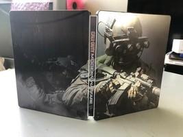 Call of Duty Modern Warfare Dark Edition PS4, 2019 -  STEELBOOK and GAME... - $63.65