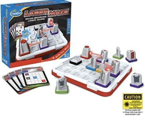 Thinkfun Laser Maze Class 1 Logic Game & STEM Toy For Boys Girls Age 8 Up – Kids - $32.18