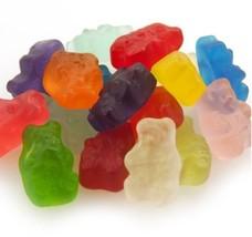 Albanese 12 Flavor Gummi Bears - 20 Lb Case - $34.96